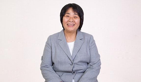 早川真智子さんの写真