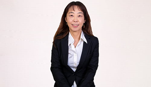 椎名貴子さんの写真